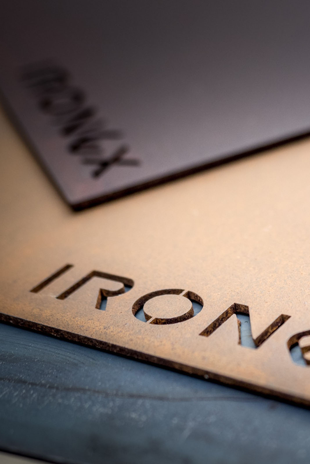 IRONeX Tailor Made Metal Skin